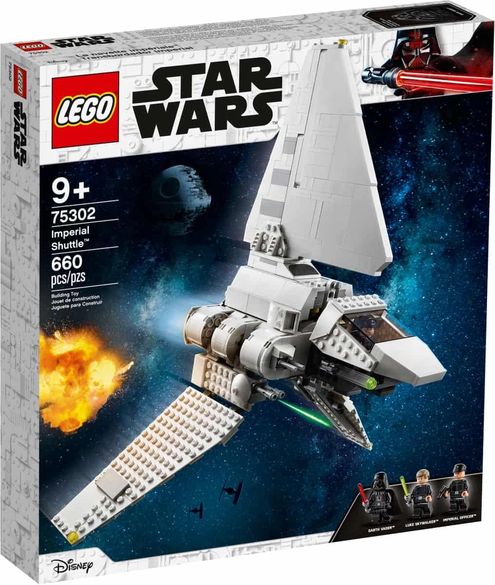 lego 75302 imperial shuttle