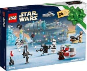 Calendário do Advento LEGO 75307 Star Wars - 20210721