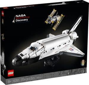 lego 10283 vaivem espacial discovery da nasa