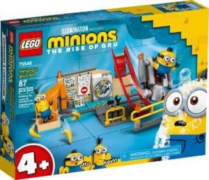 lego 75546 os minions no laboratorio de gru