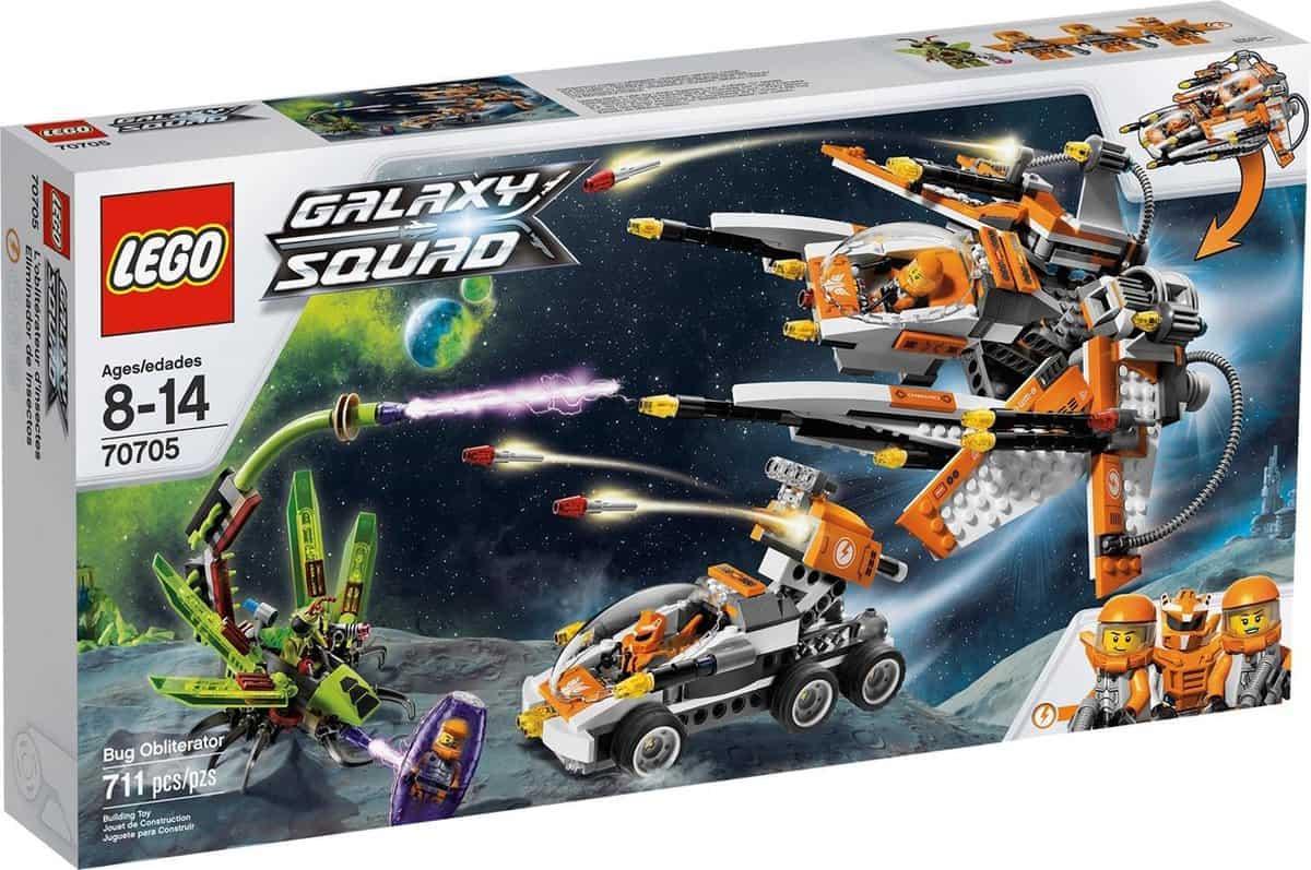 LEGO 70705 Galaxy Squad Bug Obliterator