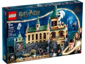lego 76389 a camara dos segredos de hogwarts