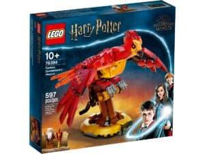 lego 76394 fawkes a fenix de dumbledore
