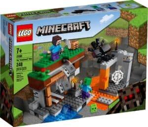 lego 21166 a mina abandonada