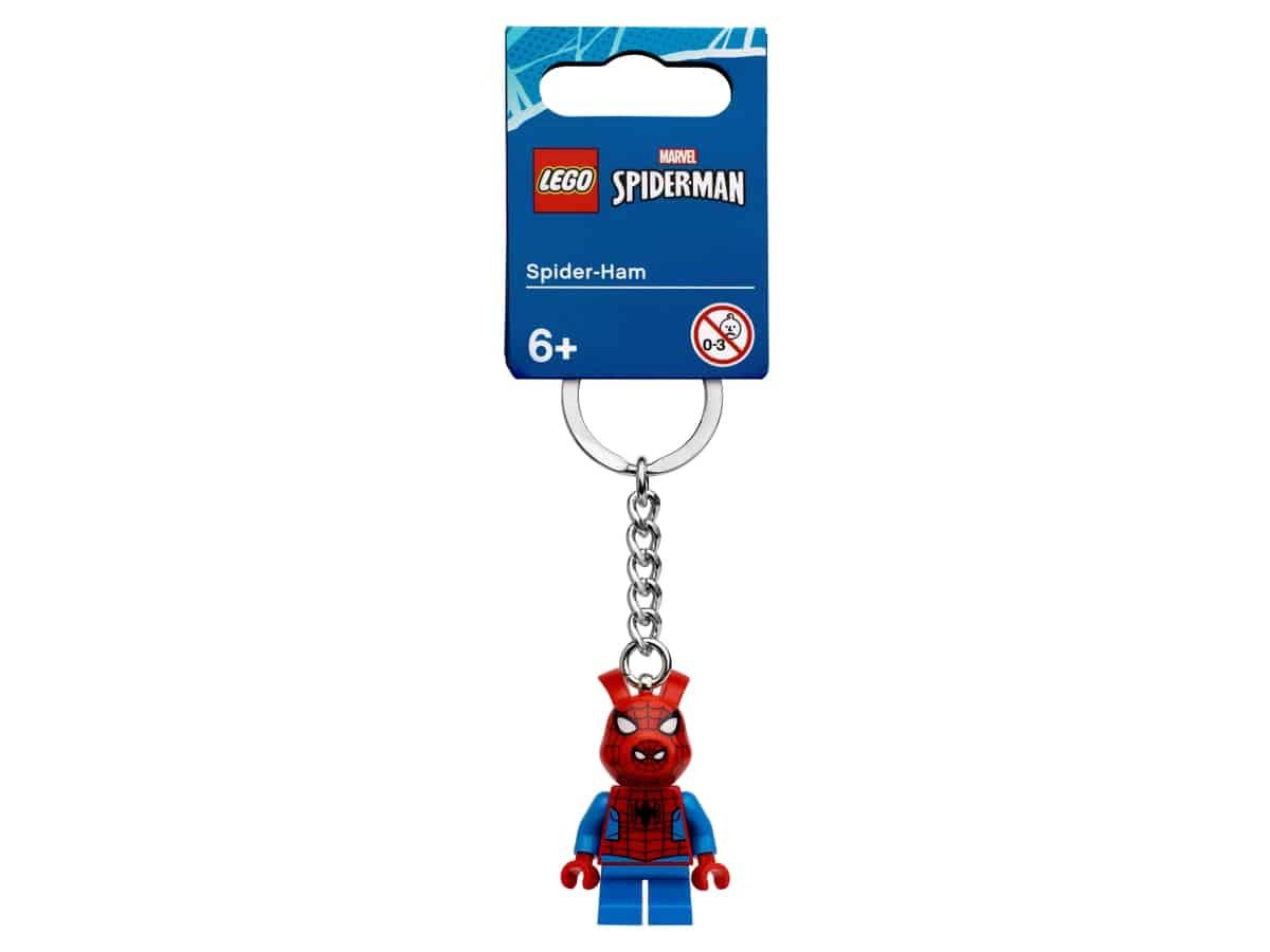 lego 854077 porta chaves spider ham