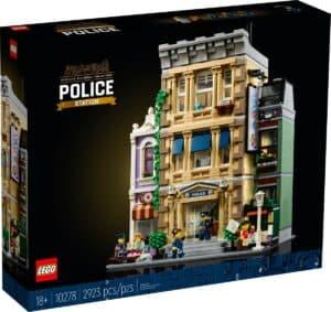 lego 10278 esquadra da policia