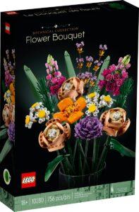 lego 10280 buque de flores