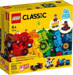 lego 11014 pecas e rodas