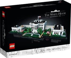 lego 21054 a casa branca