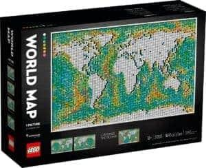 lego 31203 mapa mundo