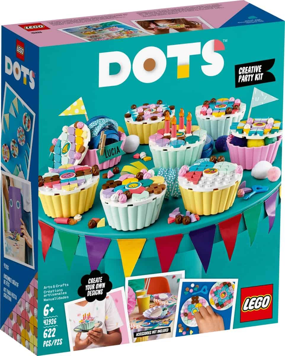 lego 41926 kit de festa criativo