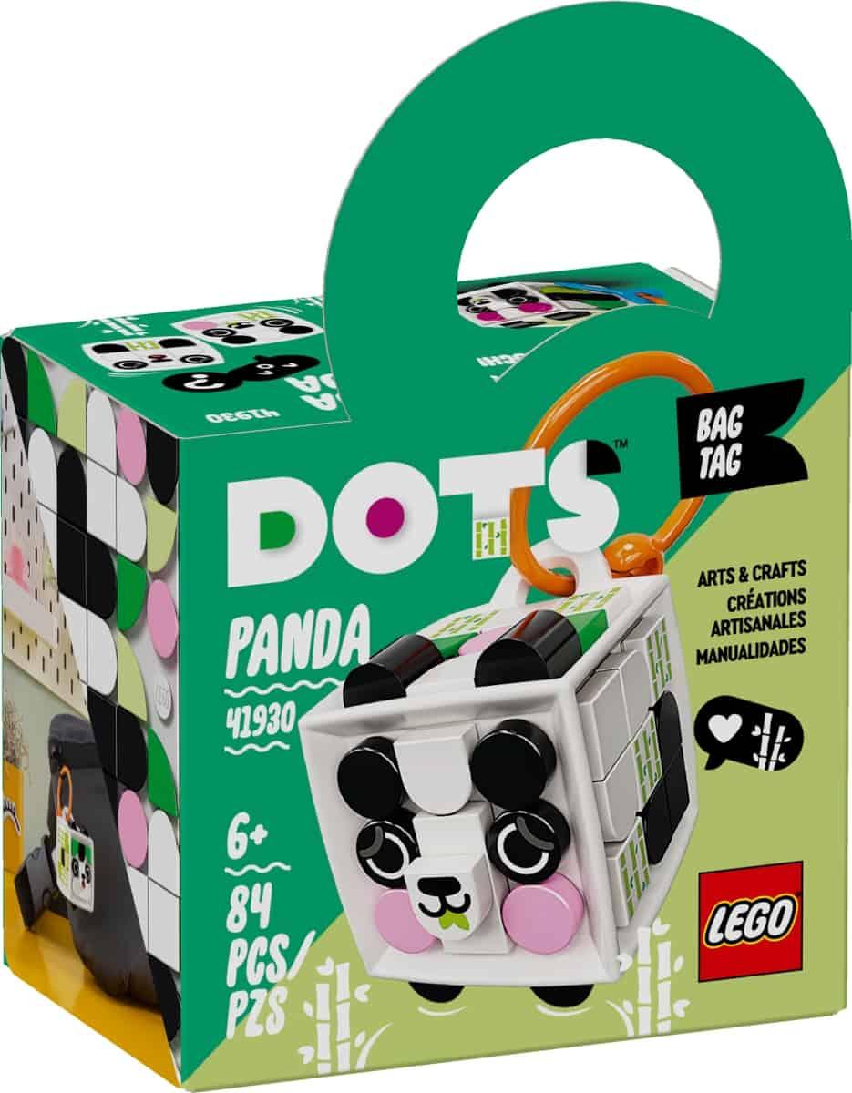 lego 41930 adorno para mala panda