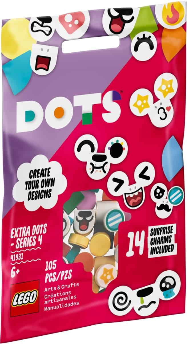 lego 41931 dots extra serie 4
