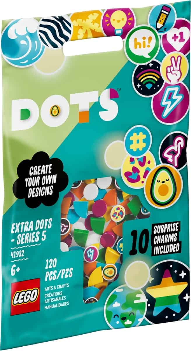 lego 41932 dots extra serie 5