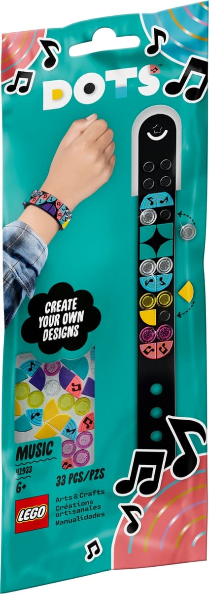 lego 41933 bracelete musical