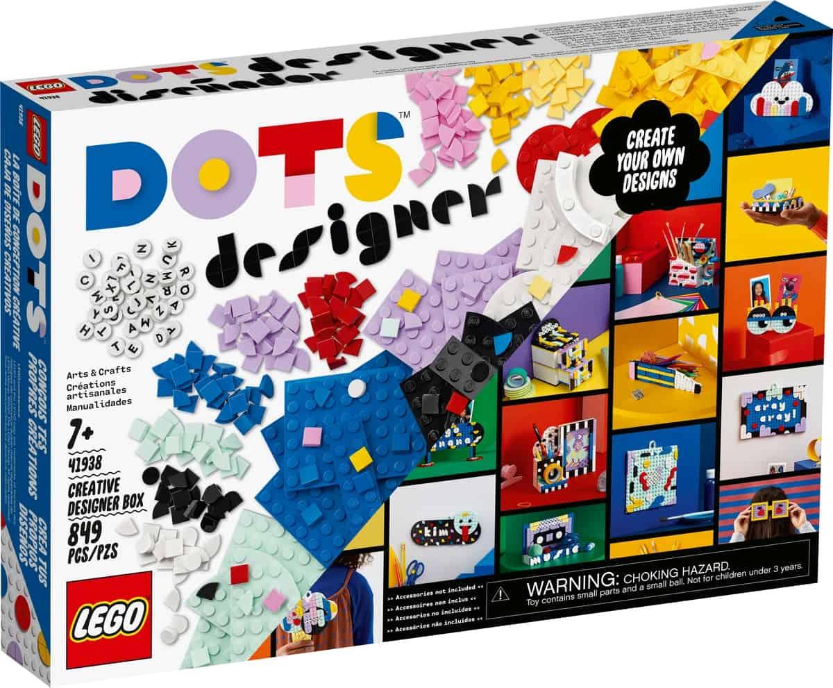 lego 41938 caixa de designer criativo
