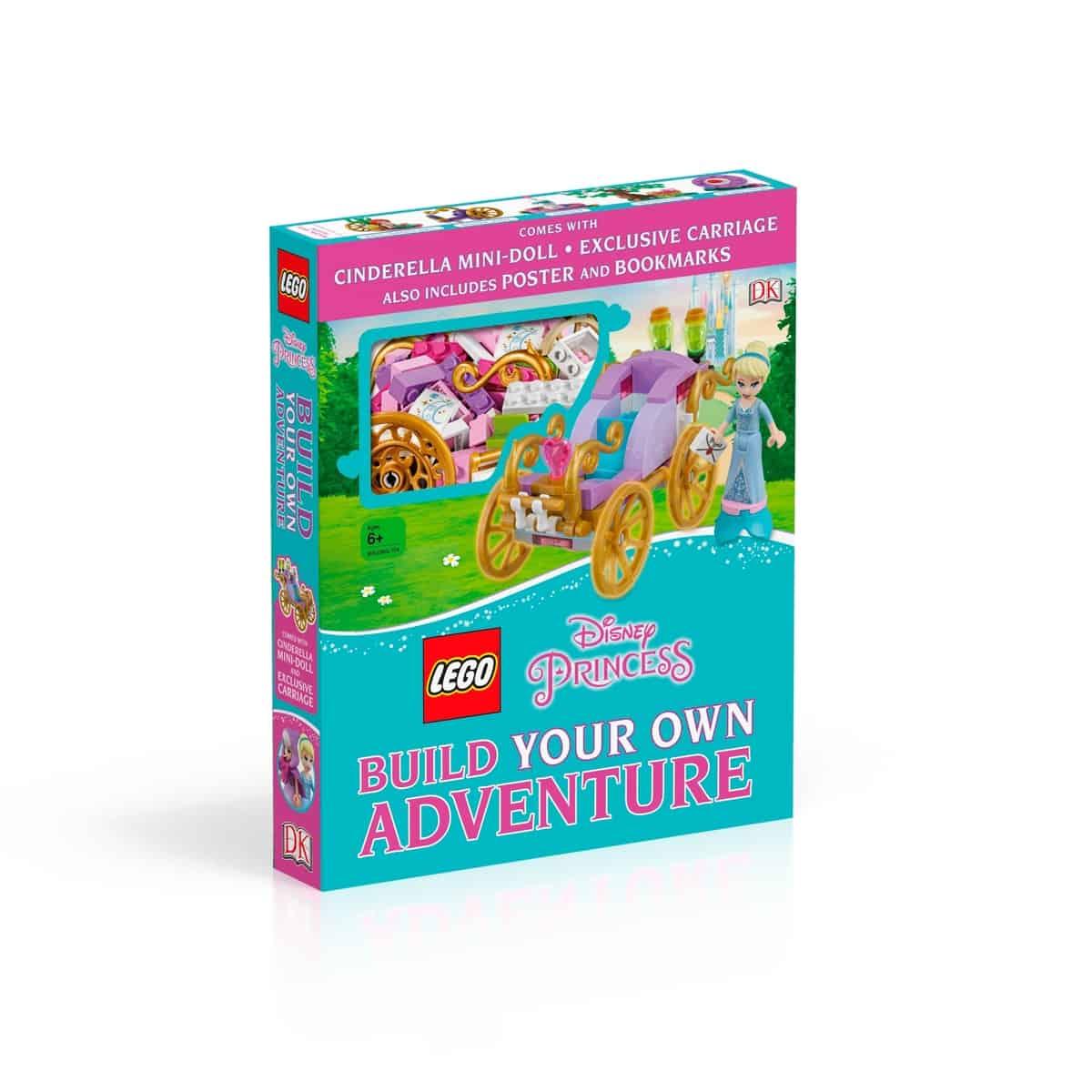lego 5005655 l disney princess constroi a tua propria aventura