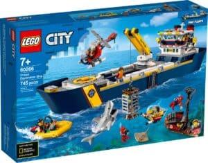 lego 60266 barco de exploracao do oceano
