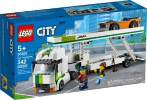 lego 60305 transportador de carros