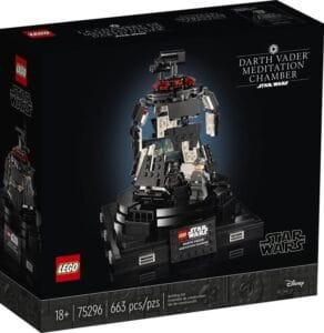 LEGO 75296 Darth Vader Meditation Chamber - 20210601