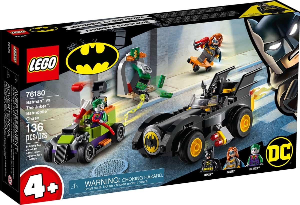 lego 76180 batman vs the joker perseguicao de batmovel