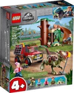 lego 76939 fuga do dinossauro stygimoloch