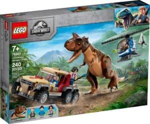 lego 76941 perseguicao do dinossauro carnotaurus