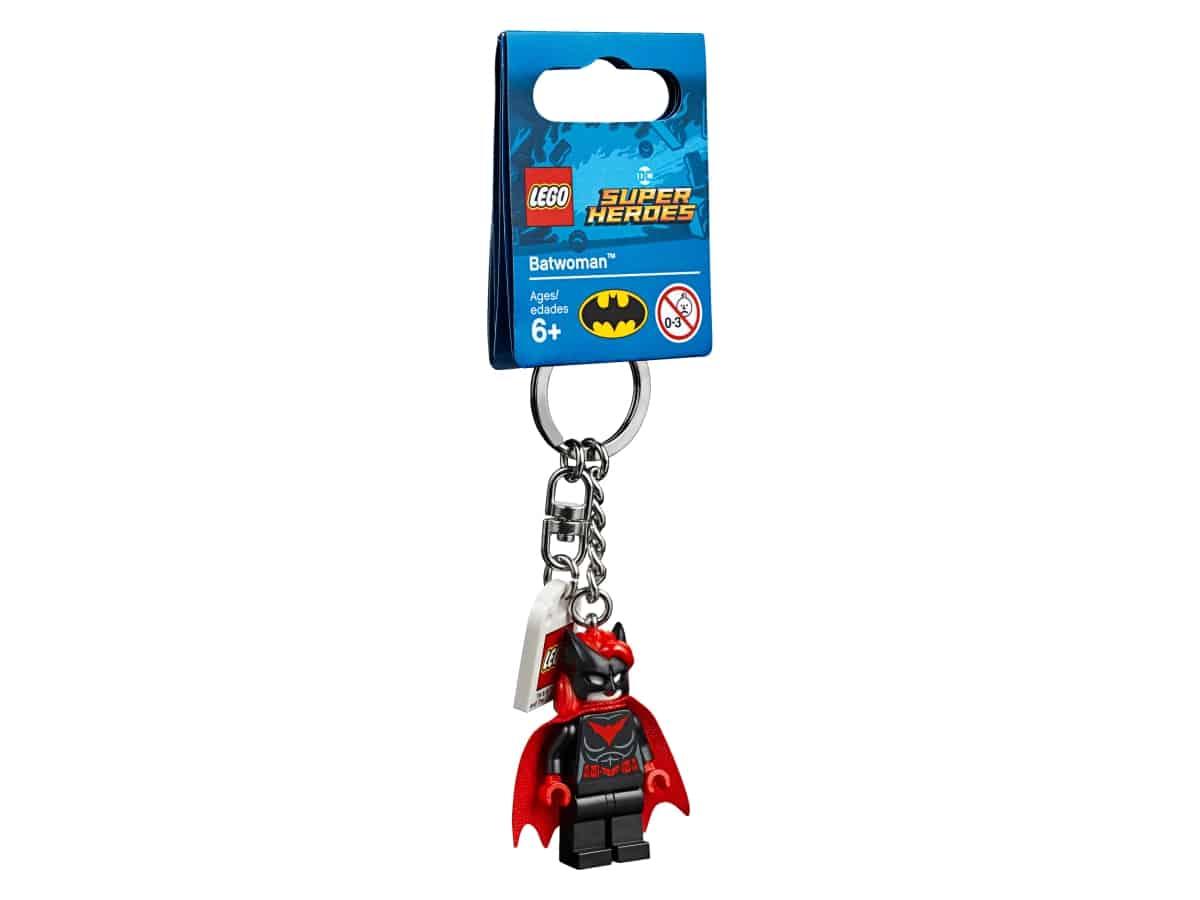 lego 853953 porta chaves batwoman