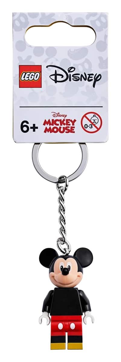 lego 853998 porta chaves mickey