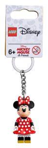 lego 853999 porta chaves minnie