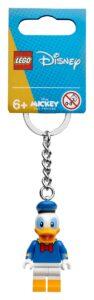 lego 854111 porta chaves pato donald