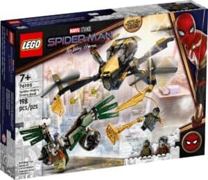 lego 76195 duelo de drones do spider man