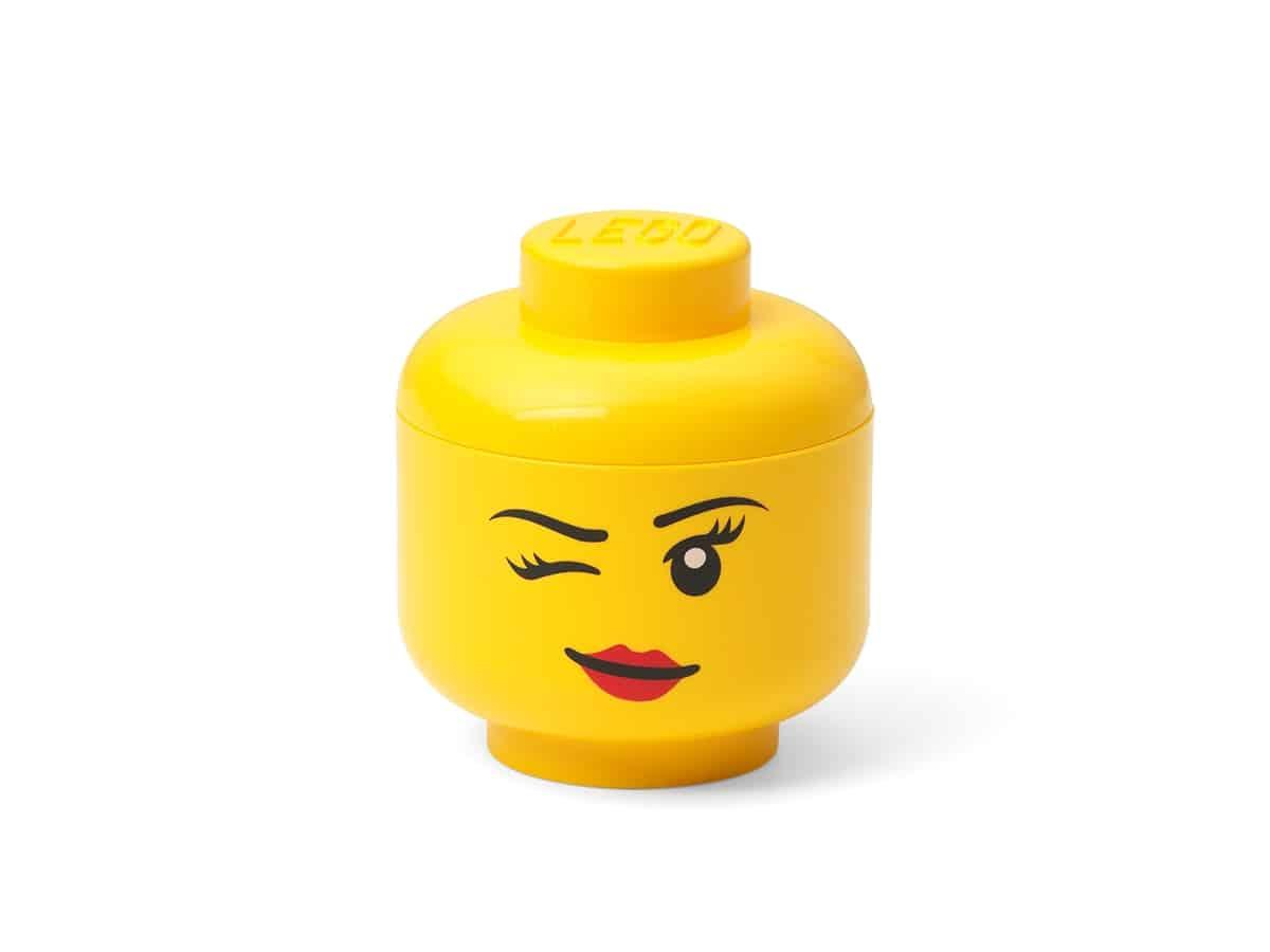 cabeca de arrumacao lego 5006211 mini piscar o olho