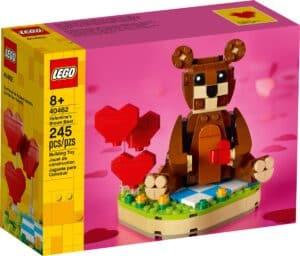 lego 40462 urso castanho de sao valentim