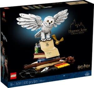 lego 76391 icones de hogwarts edicao de colecionador