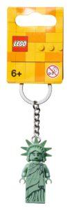 lego 854082 porta chaves lady liberty