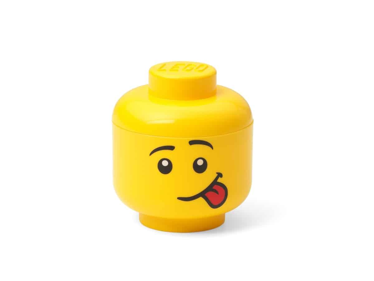 cabea de arrumao lego 5006210 mini pateta