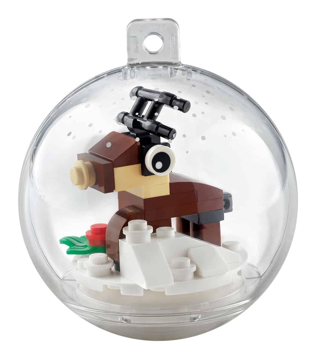 lego 854038 enfeite de natal rena